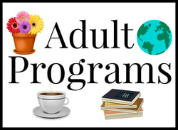 Adult programs graphic