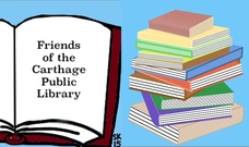 Graphic Link for Friends of the Library Page